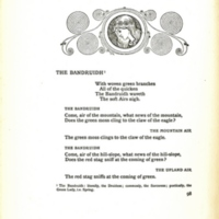 The Bandruidh, decorated page