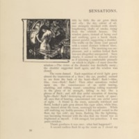 Sensations Decorated Page