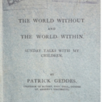 Geddes Sunday Talks Cover.tiff