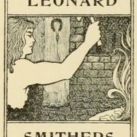 Leonard Smithers Colophon and Back Cover detail